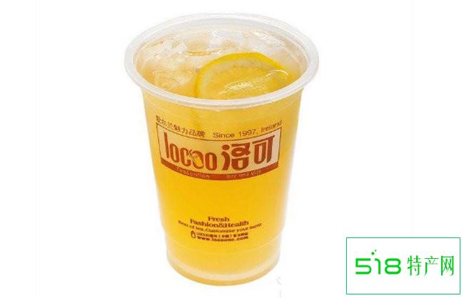 洛可奶茶饮品