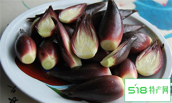 阳荷姜的功效与作用和副作用什么人不能吃 秋天阳荷姜怎么做好吃