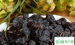 黑加仑葡萄干的功效与作用及禁忌