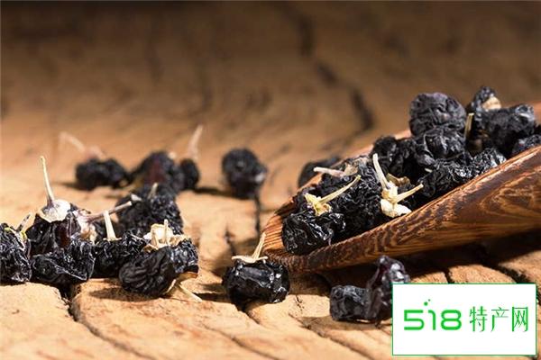 黑果枸杞的功效与作用及正确的食用方法