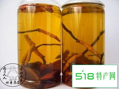 西宁特产鹿血虫草酒