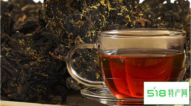 茯茶能给身体带来哪些好处?