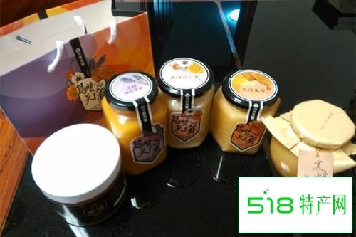 饶河东北黑蜂系列产品