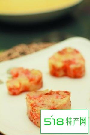 儿童营养食谱 胡萝卜土豆饼