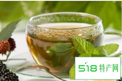 夏季减肥食疗方:荷叶减肥茶