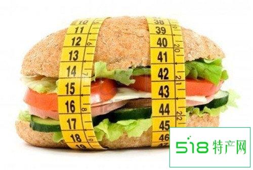 每日计算卡路里对减肥无效取决于食物的品质