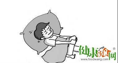 对付孩子生长痛要及时补充营养