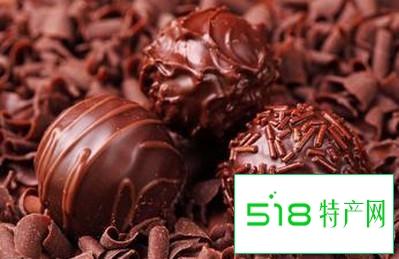 低脂巧克力更易使人发胖