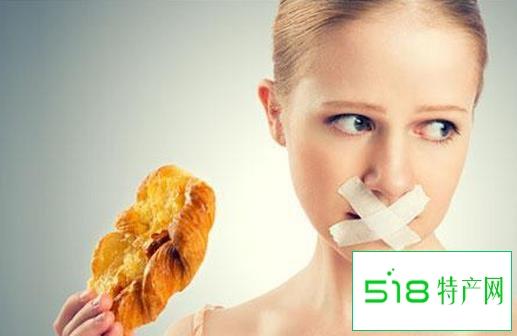 节食减肥易反弹 越减越肥死循环