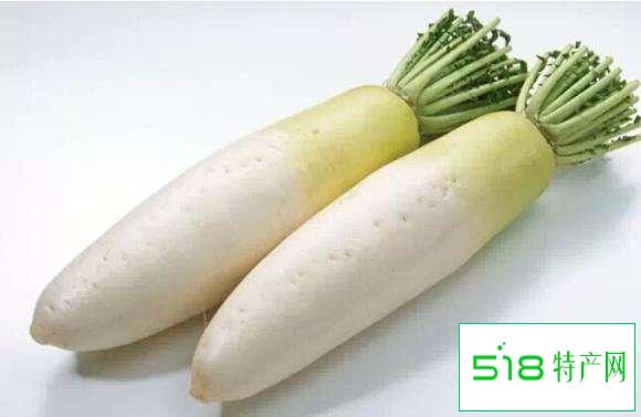 萝卜的吃法:萝卜最好带皮吃