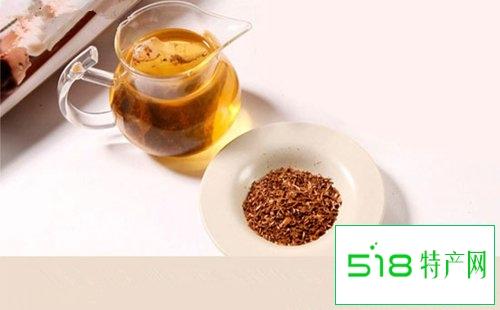 经常腹泻用熟薏米泡茶