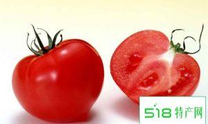注意!不要空腹吃番茄