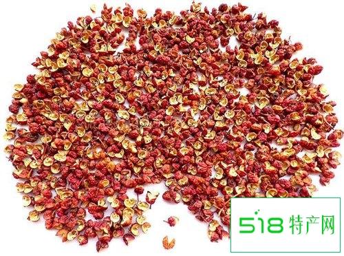 花椒的功效与作用:调味散寒两相宜