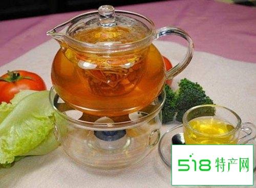 清新口气试试藿香佩兰茶