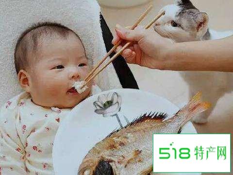 宝宝吃鱼当心鱼刺卡喉