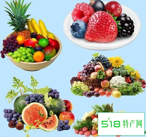 孩子吃水果要依据体质和身体状况来挑选