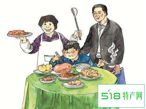 学生群体营养:合理饮食 预防肥胖