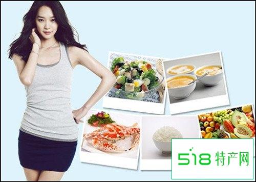 减肥者根据这个顺序来进食轻松降低体重