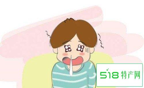 孩子感冒发热咳嗽要补足营养