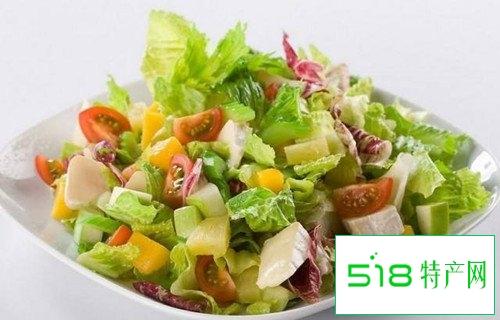 饮食减肥须知:吃沙拉减肥可能不靠谱