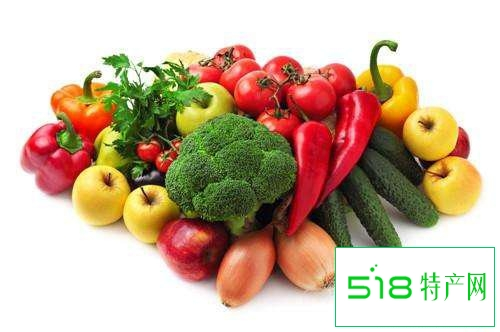 蔬菜和水果不能相互替代