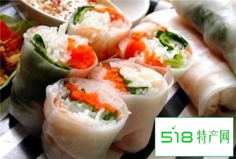 """越南美食""""一卷一粉一螺一汤"""""""