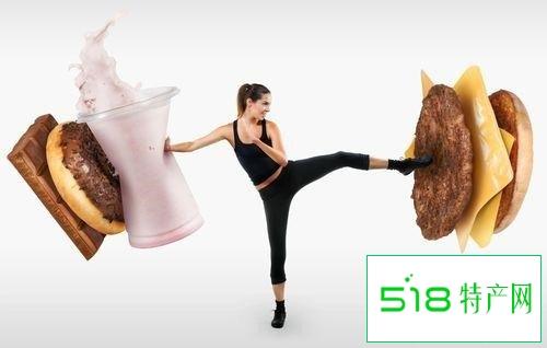 5种减少食量的方法让您身体更轻松