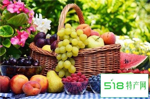 健康吃水果:吃水果也要讲究时间