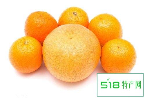 """橘子和柚子相似但橘子吃多易""""上火"""""""