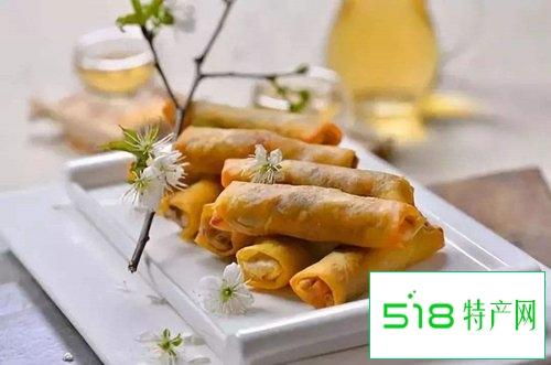 饮食文化解读:春卷的由来