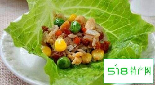 海南美食:唇齿留香菜包饭