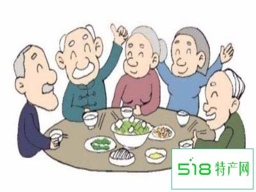老人饮食过于节俭不利健康