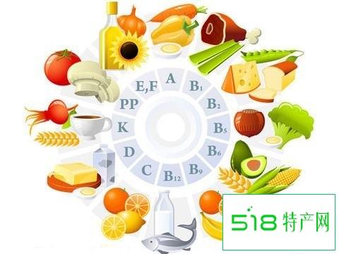 多摄取营养素给免疫力充能