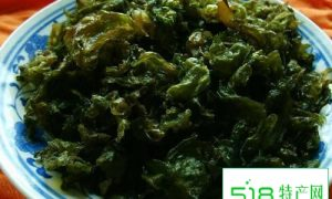 宁武特产——地皮菜