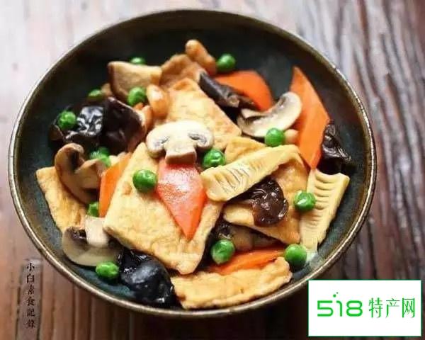 让黑木耳清清你的肠胃吧!20款木耳素食做法