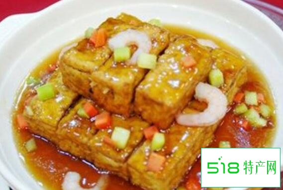 豆腐箱是哪个地方的菜 豆腐箱的家常做法教程