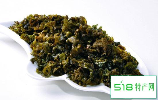 地皮菜,美味又营养的野菜,你吃过吗?