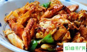炒湖蟹是哪个地方的菜 炒湖蟹的家常做法教程