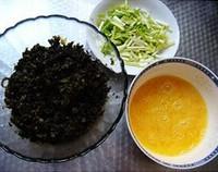 地皮菜炒鸡蛋的做法步骤