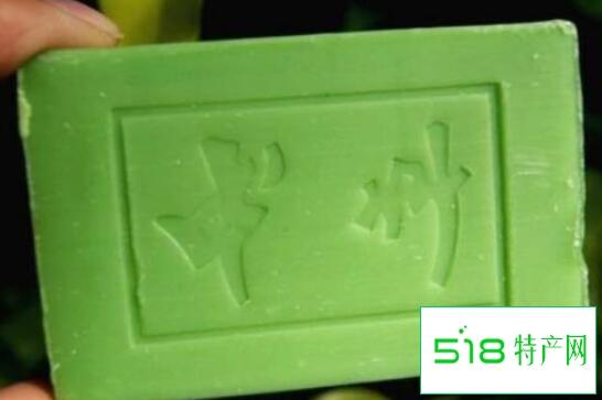 青蒿香皂的功效与作用