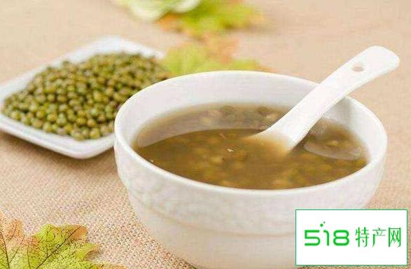 绿豆汤的功效与作用 绿豆汤禁忌