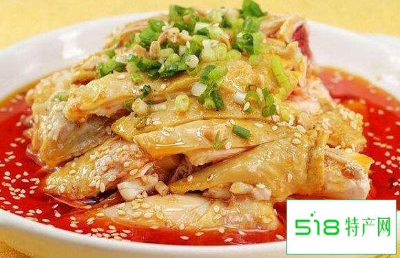 口水鸡是哪个地方的菜 口水鸡的家常做法教程