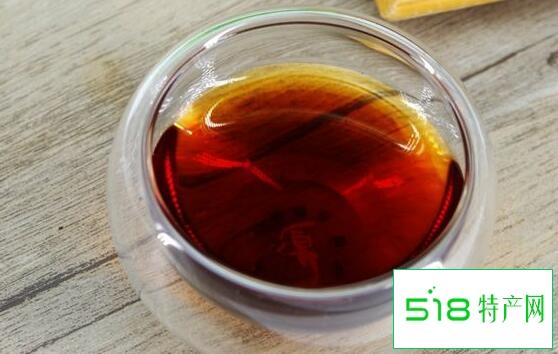 小橘柑茶的功效与禁忌