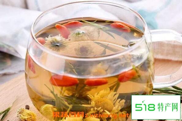 决明枸杞茶的功效与作用 决明枸杞茶的泡法
