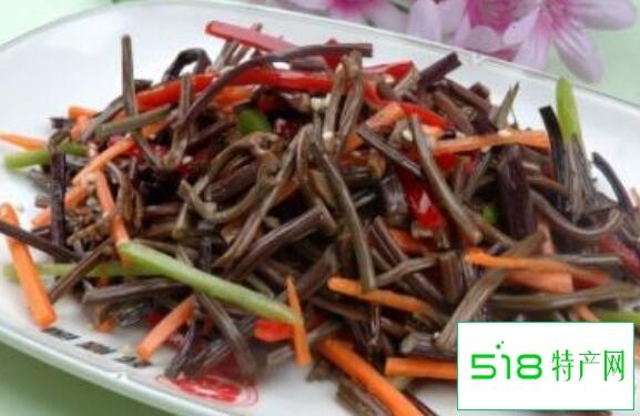 马蹄蕨怎么吃 马蹄蕨食用方法