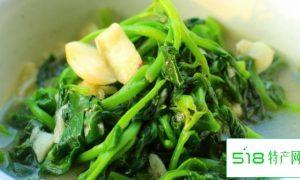 木耳菜5种最好吃的做法,每种都简单美味,看看你喜欢吃哪种?