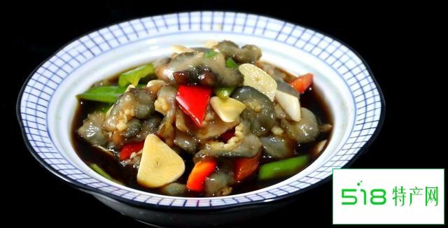 鲜活的海参这样做才好吃,教你如何处理海参,做出来脆嫩爽口