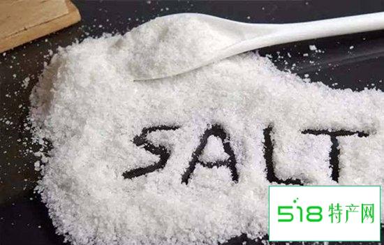 健康成人每天食盐不超过5克