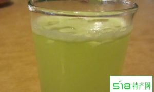 青苹果煮水怎么做 青苹果水的做法教程