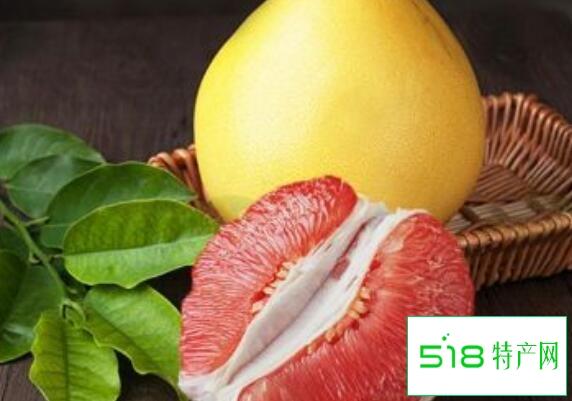 红柚子的功效与作用及食用方法